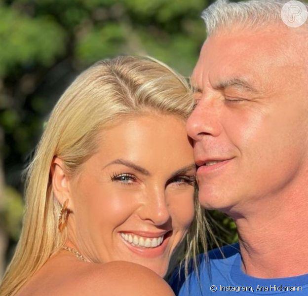 Ana Hickmann ganhou homenagem do marido, Alexandre Correa, pelo seu aniversário de 40 anos: 'Sua força e determinação são a luz que guia nossa família no melhor caminho'