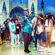 Eliana veta para os filhos os brinquedos que lançou enquanto apresentadora infantil