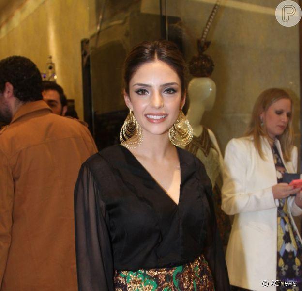Carol Celico usou rede social para falar da separação de Kaká