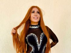 Joelma surge ruiva e Marina Ruy Barbosa reage bem-humorada: 'Acabou meu reinado'. Fotos!