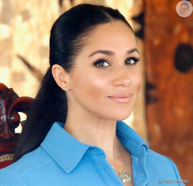Meghan Markle não deve acompanhar Harry no funeral de Príncipe Philip