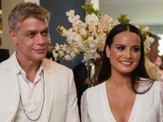 Fabio Assunção e filhos envolvem barriga de Ana Verena, na reta final da 1ª gravidez