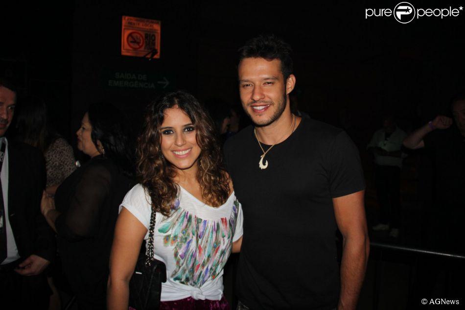 Camilla Camargo proíbe entrada de Graciele Lacerda em show de Zezé Di Camargo e Luciano, no qual ela foi com Nando Rodrigues, em 15 de novembro de 2014