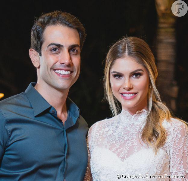 Bárbara Evans e Gustavo Theodoro: casal deve disputar o 'Power Couple 5'