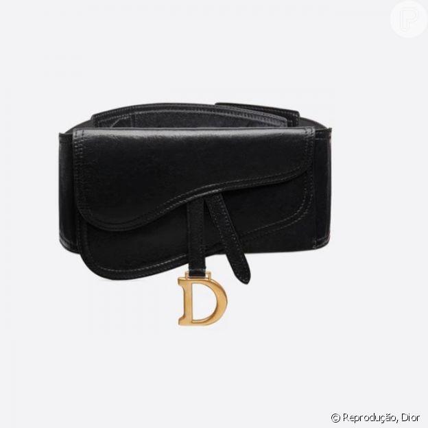 Cinto usado por Viih Tube era da Dior