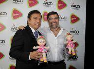 Sobrinho e filho de Hebe Camargo vão lançar coletânea musical da apresentadora