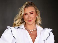 Ana Paula Siebert garante ao reforçar boa relação com Rafa Justus: 'Brava quando tenho que educar'