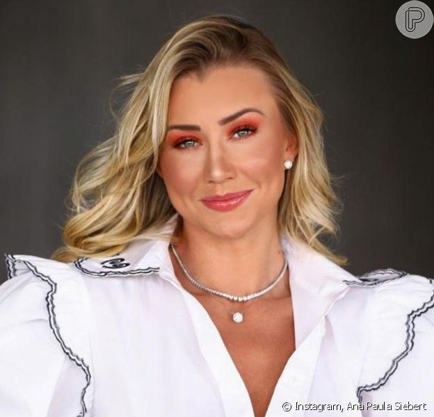 Ana Paula Siebert elogiou Rafaella Justus: 'Amorosa'