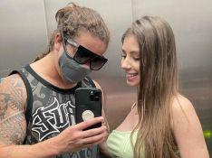 Whindersson reclama de ataques à noiva grávida após confusão com Luísa Sonza: 'Incontrolável'