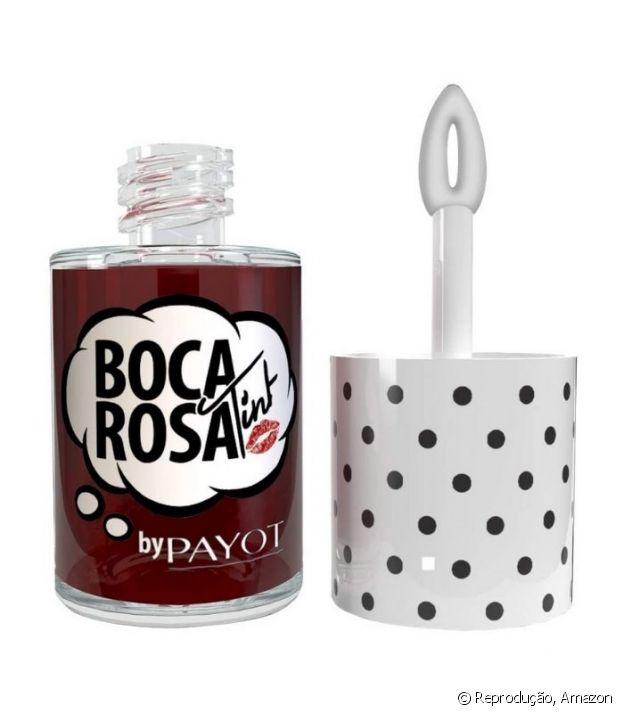 Lip Tint Vermelho Rosadinho, Boca Rosa Beauty by Payot
