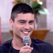 Guilherme Leicam sobre mudanças no corpo para 'Alto Astral': 'Estou mais forte'