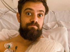 Rafael Cardoso explica cirurgia para colocação de desfibrilador: 'Fibrose no músculo cardíaco'