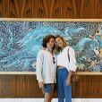Sasha Meneghel e João Figueiredo conheceram as ilhas Maldivas e Dubai na lua de mel