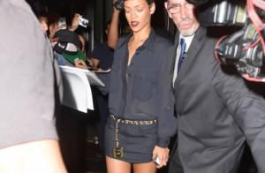 Rihanna e Chris Brown são vistos juntos pela primeira vez após agressão