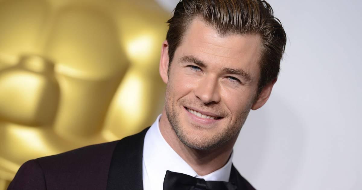 Ator De Thor: Chris Hemsworth é Eleito O Homem Mais Sexy Do Mundo Pela