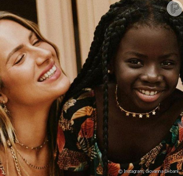 Filha de Giovanna Ewbank e Bruno Gagliasso ganhou festa intimista por seus 8 anos em 20 de junho de 2021