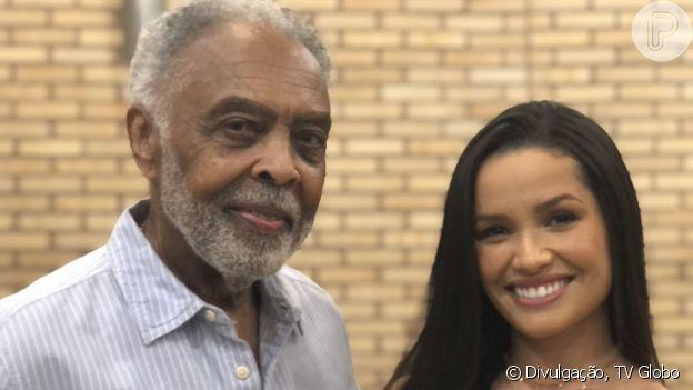 Juliette, que particiou de live com Gilberto Gil, lamenta família com Covid