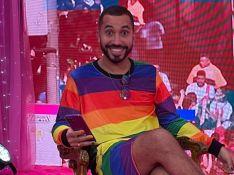 Gil do Vigor e Pabllo Vittar celebram Dia do Orgulho LGBTQIA+ na TV: 'Muita gente vigorando'