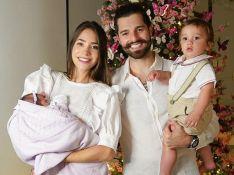 Romana Novais mostra mesversário de filha com Alok e looks das crianças roubam a cena