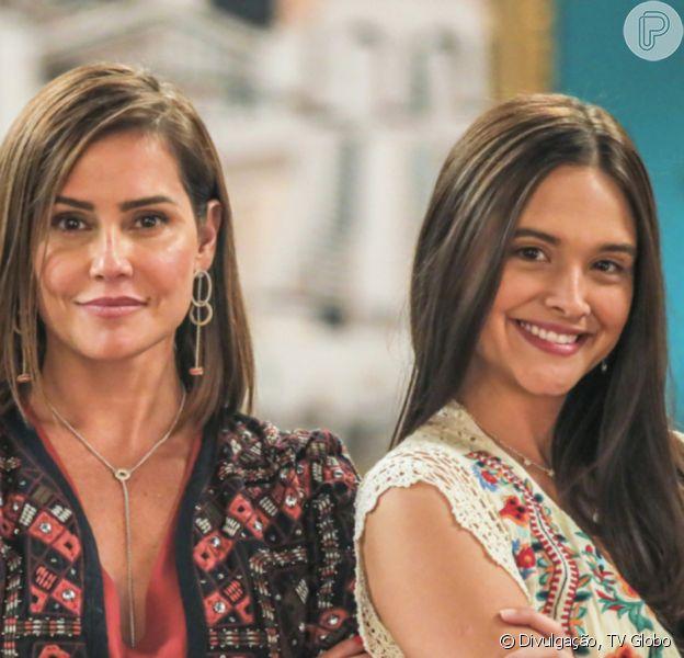 Último capítulo da novela 'Salve-se Quem Puder': quais serão os desfechos de Kyra (Vitória Strada), Alexia (Deborah Secco) e Luna (Juliana Paiva)?