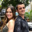 No último capítulo da novela 'Salve-se Quem Puder', Téo (Felipe Simas) pode ganhar um novo amor, vivida por Mariana Ximenes