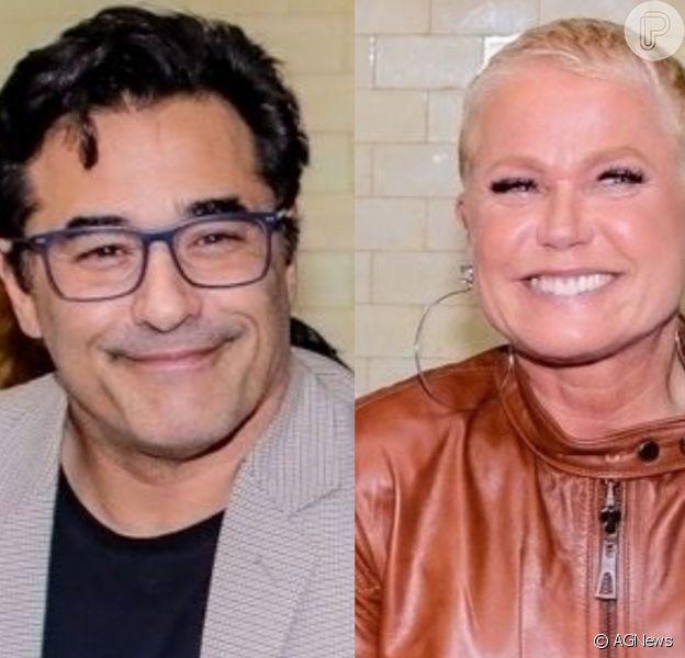 Luciano Szafir não tem despesas médicas pagas por Xuxa. 'Não é verdade', diz assessoria