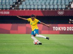 Marta homenageia a noiva em golaço na estreia da Seleção Feminina nas Olimpíadas. Saiba!