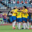 A Seleção Brasileira de Futebol Feminino nunca perdeu uma estreia em Olimpíadas em todas as vezes que participou da competição