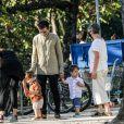 Thales Bretas festeja 2 anos do filho Romeu: o dermatologista também é pai de Gael