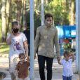 Thales Bretas é pai de Romeu e Gael, seus filhos com Paulo Gustavo