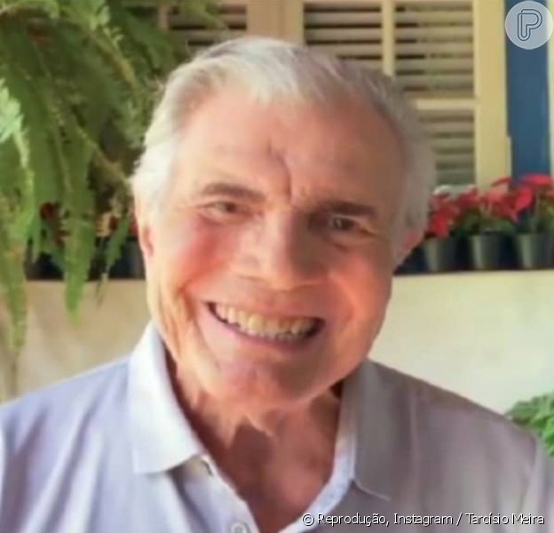 Tarcísio Meira está internado em hospital com Covid, diz colunista