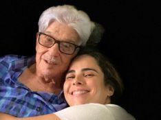 Wanessa e Camilla Camargo se despedem do avô, vítima da Covid-19: 'Te amo, vozinho'