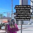 Virgínia Fonseca e a mãe, Margareth Serrão foram visitar o pai da influenciadora no hospital, antes de irem ao churrasco da família de Zé Felipe para o Dia dos Pais