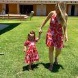 Thaeme Mariôto adiantou o chá de bebê da filha Ivy, e pediu dicas de temas para os seguidores do Instagram