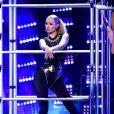 Iggy Azalea se apresenta no American Music Awards 2014, realizado em Los Angeles, nos Estados Unidos, em 23 de novembro de 2014