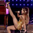 Famosos se apresentam no American Music Awards 2014, realizado em Los Angeles, nos Estados Unidos, em 23 de novembro de 2014