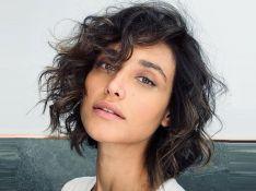 Curly Blunt Bob: corte curto de Débora Nascimento é tendência e está na mira de Juliana Paes