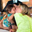Marília Mendonça e Murilo Huff são pais de Léo, de 1 ano e 8 meses