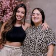Maria Lina Deggan continua amiga da família de Whindersson Nunes