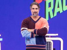 Marcos Mion surge no palco do 'Caldeirão' e é zoado ao errar caminho dentro da Globo
