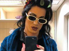 Fiuk rouba a cena no 'Domingão', agita web e Huck: 'Mistura de Amy Winehouse com Cleo'