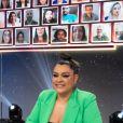'Show dos Famosos': Preta Gil também deu 10 a Fiuk após muito agito pela performance do cantor como Amy Winehouse