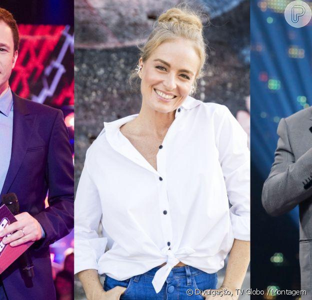 Além de Tiago Leifert, outros famosos também deixaram a Globo em 2021