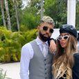 Rafaella e Gabigol estão separados desde janeiro do ano passado