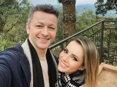 Sandy e Lucas Lima: 13 anos de casamento! Cantora cita colágeno, perda de cabelo e amor maduro
