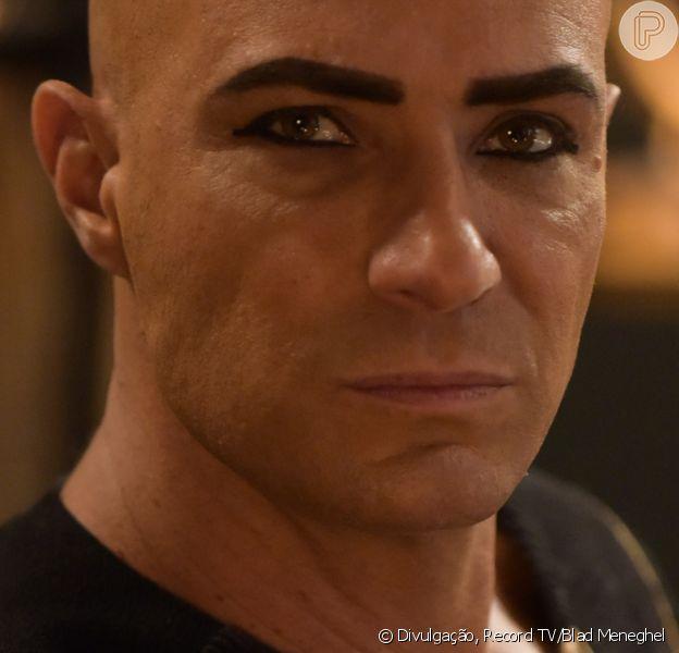 'Gênesis': Sheshi (Fernando Pavão) se mantém em luto 1 mês após morte da irmã, Amarilis (Marianna Alexandre)