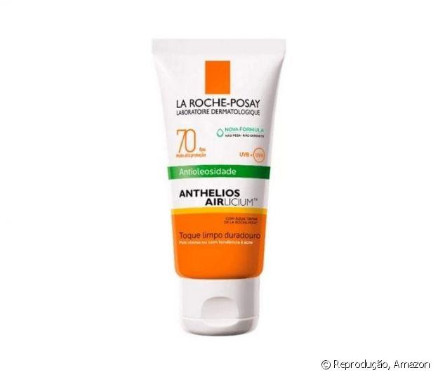 Protetor Solar Anthelios AIRlicium FPS 70, La Roche-Posay