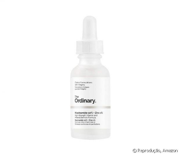 Niacinamide 10%, The Ordinary