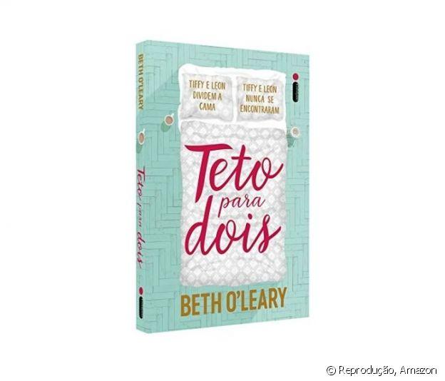 'Teto para dois', de Beth O'Keary, da editora Intrínseca
