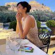 Bruna Marquezine curtiu  temporada de sol, calor e muita curtição na Grécia